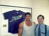 Jose Canseco and Michael Wallman