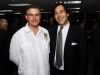 Michael Wallman and  Miami-Dade Commissioner Bruno A. Barreiro