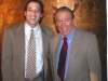 Michael Wallman with Mike Wallace of 60 Minutes