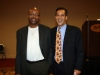 Leonard Pitts and Michael Wallman